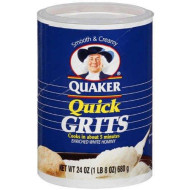 Quaker Quick Grits, 24-Ounce (Pack Of 6)