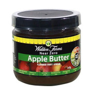 Walden Farms Calorie Free Fruit Spread Apple Butter - 12 Oz