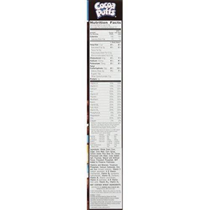 Cocoa Puffs Cereal - 11.8 oz