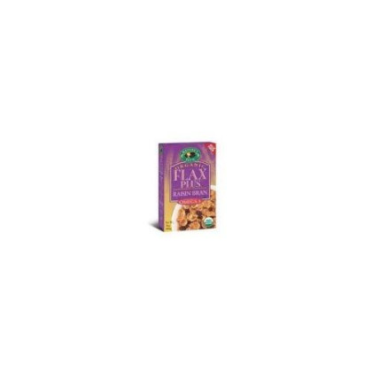 Natures Path Flax Plus Raisin Bran Cereal 14 Oz Pack Of 6
