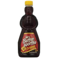 Mrs. Butterworth'S Original Syrup, 24-Ounce (Pack Of 4)