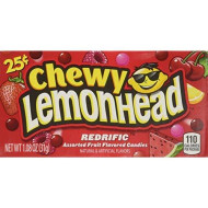 Redhead Chewy Lemonhead And Friends 24 Pack