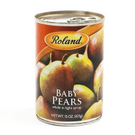 Whole Baby Pears in Light Syrup (15 ounce)