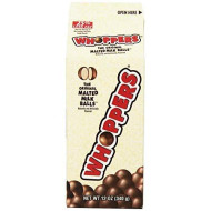 Whoppers Chocolate Malted Milk Balls Candy, 12 Ounce (Pack Of 6)