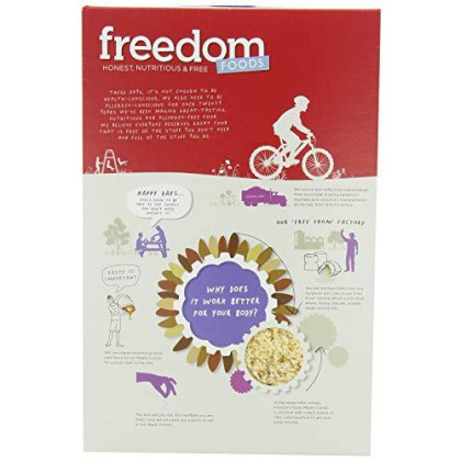 Freedom Foods Maple Crunch Breakfast Cereal - Pack of 5