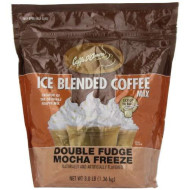 Caffe D'Amore Ice Blended Coffee, Double Fudge Mocha, 3-Pound