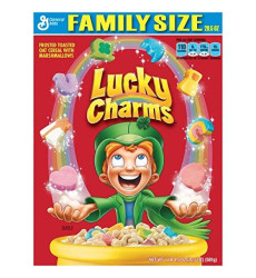 Lucky Charms, 20.5 Ounce (Pack of 3)