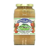 Vermont Village Cannery Applesauce Unsweetened, 24 oz