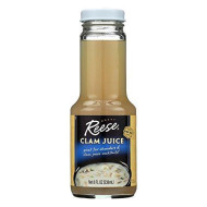 Reese Juice, Clam, Btl, 8-Ounce (Pack of 6)