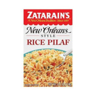 Zatarain'S New Orleans Style Rice Pilaf 7 Oz (Pack Of 12)