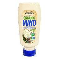 Woodstock Farms Organic Mayo Squeezable, 11.25 oz