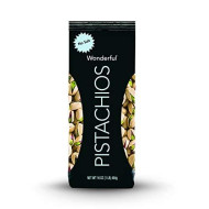 Wonderful Pistachios, Roasted With No Salt, 16 Ounce Bag