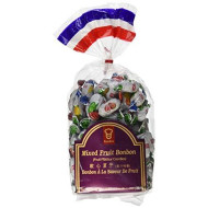Garden Bonbon Candy, Mixed Fruit, 12-Ounce