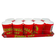 Zumba Hot, Hot'N Spicy Chili Mix, 7.8Oz 10-Count(0.78Oz Each)