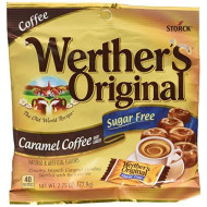Werther'S Original - Coffee Caramel - Sugar Free Hard Candies