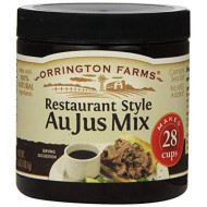 Orrington Farms Restaurant Style Au Jus Granular, 6-Ounce (Pack of 6)