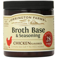 Orrington Farms Chicken Flavored Granular Base, 6-Ounce (Pack of 6)