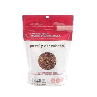 Purely Elizabeth Ancient Grain Granola, Cranberry Pecan, 12 Ounce (Pack of 6)