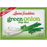 Laura Scudder's Dry Dip Mix Variety Pack, 0.5-Ounce (Pack of 72)