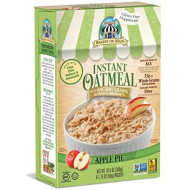 Bakery On Main Instant Oatmeal, Apple Flavor, 10.5-Ounce (Pack Of 3)