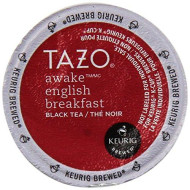 Starbucks Tazo Tea * Awake * Black Tea, 16 K-Cups for Keurig brevers