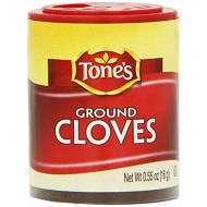 Tone'S Mini'S Cloves, Ground, 0.55 Ounce (Pack Of 6)