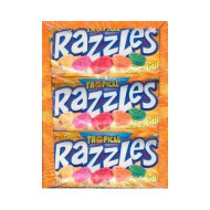 Tropical Razzles Gum