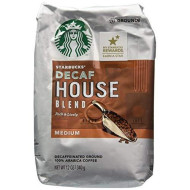 Folgers Classic Roast Decaf Instant Coffee, Single Serve Packets, 6 Count (Pack Of 12)