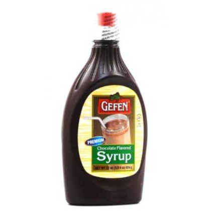 Gefen Chocolate Syrp 24oz.