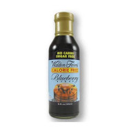 Walden Farms Blueberry Syrup, 12 Ounce - 6 Per Case.