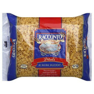 Racconto Ditali No. 58, 16-Ounce (Pack Of 20)