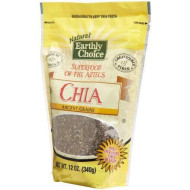 Natures Earthly Choice Chia Ancient Grains, 12 Ounce - 6 Per Case.