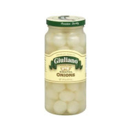 Giuliano Onions Cocktail 16 oz (Pack Of 6)