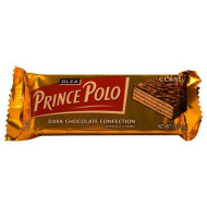 Olza Prince Polo Classic Dark Chocolate Confection Pack of 10 36g Bars