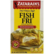 Zatarain'S Wonderful Fish Fri, 24-Ounce (Pack Of 6)