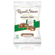 Russell Stover Sugar Free Almond Delights, 3 Oz. Bag