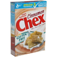 Cinnamon Chex Cereal, 13.5 oz, 2 pk