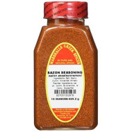 Marshalls Creek Spices Sazon Seasoning, No Msg, 15 Ounce