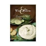Wind & Willow Cucumber Dill Dip, .84-Ounce Boxes (Pack of 4)