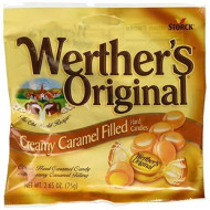 Werther'S Original Creamy Caramel Filled Hard Candies (2.65Oz) Single Pack