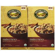 Heritage Crunch Cereal 14 Ounces (Case Of 12)