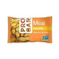 Probar - Meal Bar, Peanut Butter, 3 Oz, 12 Count - Plant-Based Whole Food Ingredients