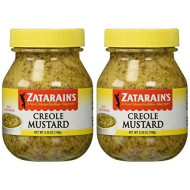 Zatarains Seasoning Mustard Creole (2 Pack)