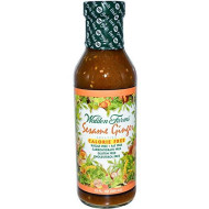 Walden Farms Sesame Ginger Salad Dressing (6 x 12 OZ)