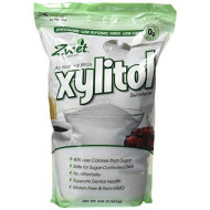 Zveet Birch Xylitol Sweetener (Made in USA) (5 LB)