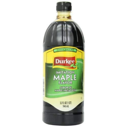 Durkee Maple Flavor, 32-Ounce