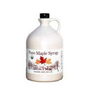 Butternut Mountain Farms Organic Pure Maple Syrp, Grade B - 1 Gallon
