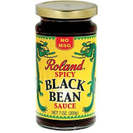 Spicy Black Bean Sauce By Roland (7 Ounce)