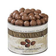 Virginia Diner Peanuts, Chocolate Covered, 20-Ounce