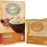 Natures Path Maple Nut Hot Cereal, 1.75 Oz (Pack Of 8)